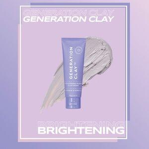 Generation Clay UV Brightening Purple Clay Mask